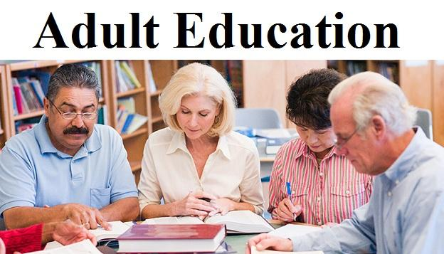 Adult Education Market