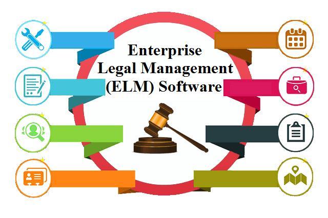 Enterprise Legal Management (ELM) Software Market