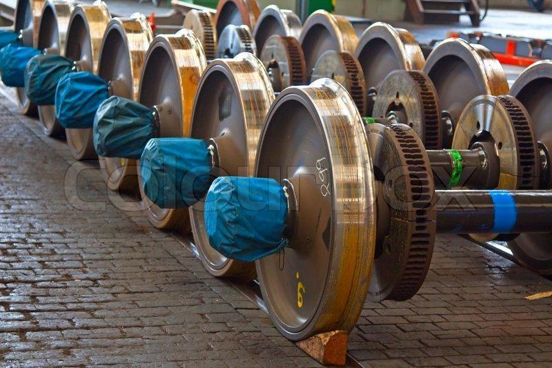 Rail Wheel and Axle Market