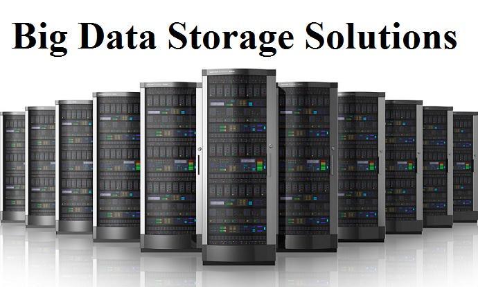 Big Data Storage Solutions Market