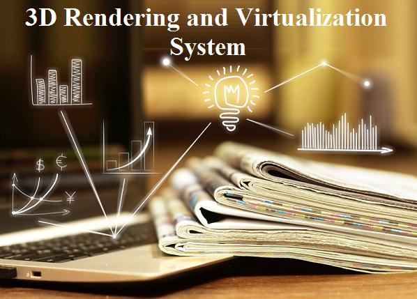 3D Rendering and Virtualization System Market