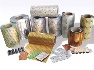 Global Pharmaceutical Packaging Aluminum Foil Market Huge
