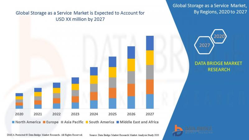 Global Storage as a Service Market Scope and Market Size