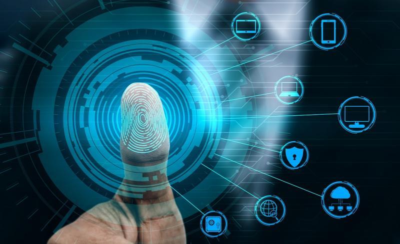 High-Tech Industry Report on Fingerprint Biometrics in VAR