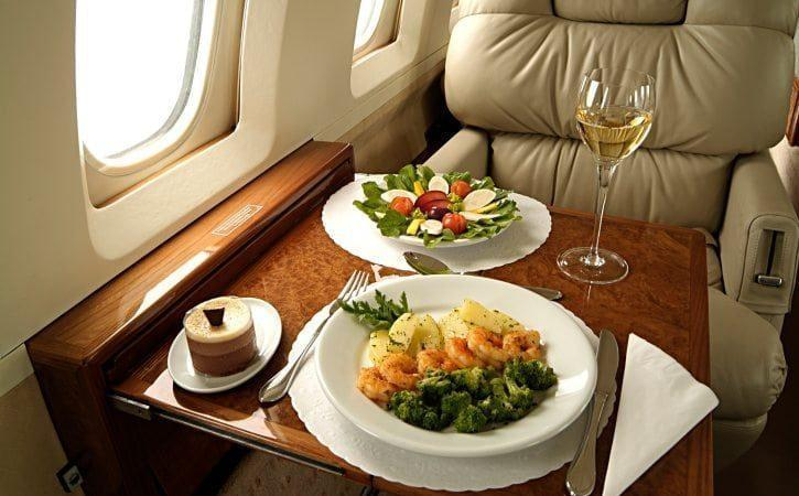 In-Flight Catering Services