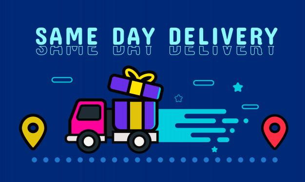 Same-day Delivery Market