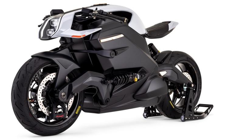 High-Performance Electric Motorcycle Market 2020