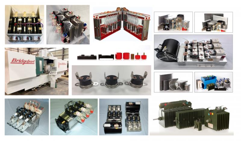 GD Rectifiers' Manufacturing Capabilities
