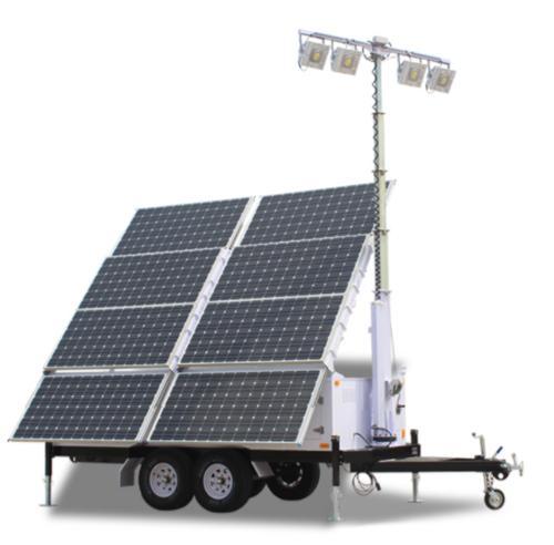 Solar Light Tower Market