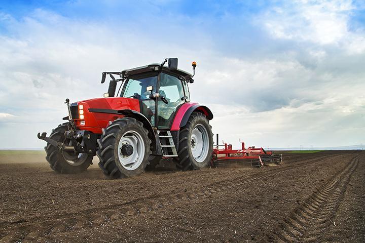 Farm Tractors Market