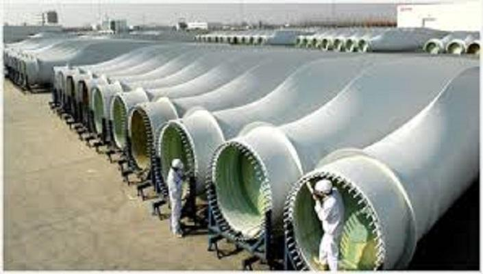 """Wind Turbine Composites Material Market"". 
