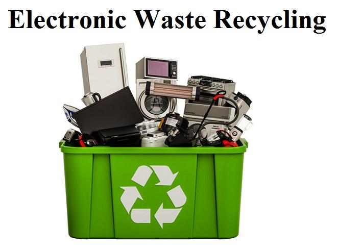 Electronic Waste Recycling Market