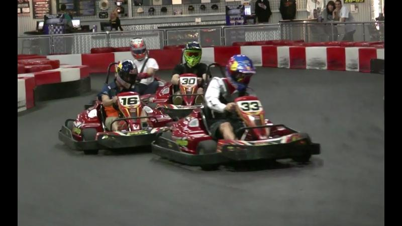 marché de karting en salle