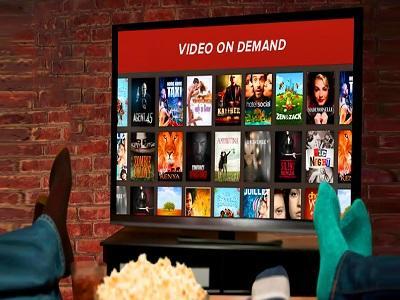 Marché de la vidéo à la demande (VOD)