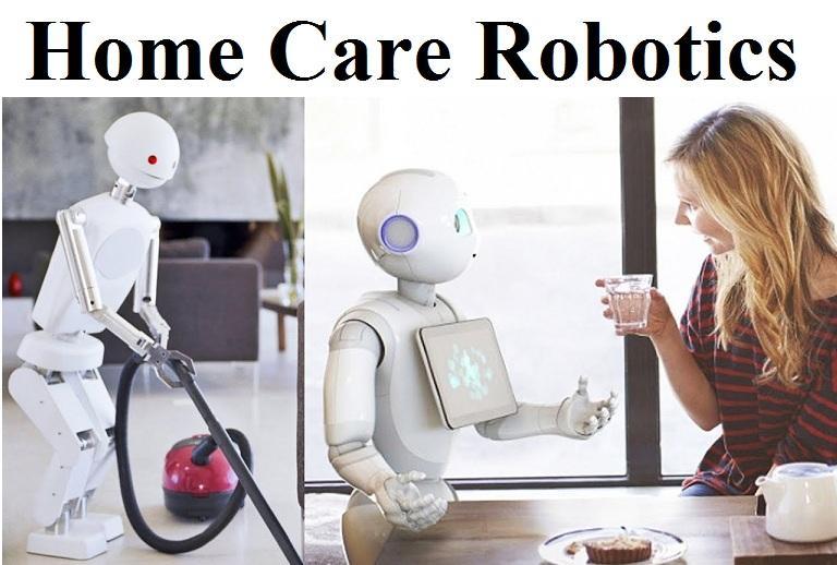 Home Care Robotics Market