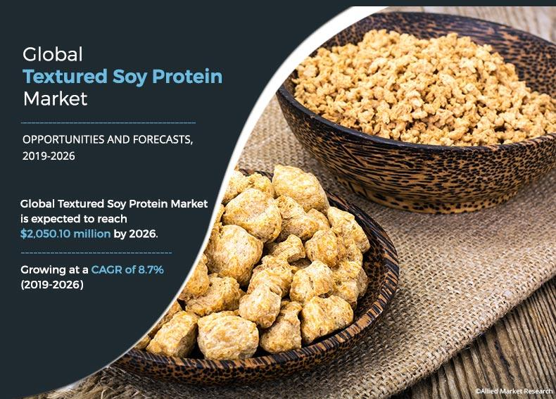 Textured Soy Protein Market