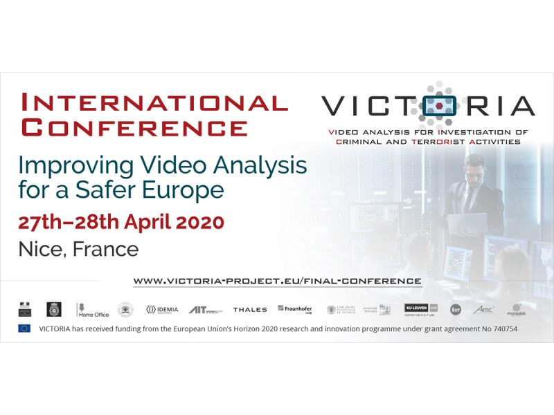 VICTORIA International Conference: Improving Video Analysis
