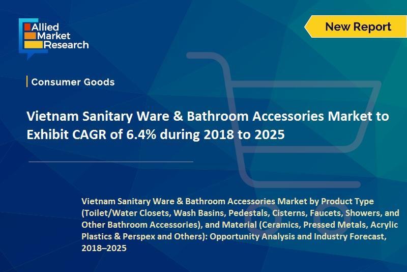 Vietnam Sanitary Ware & Bathroom Accessories Market