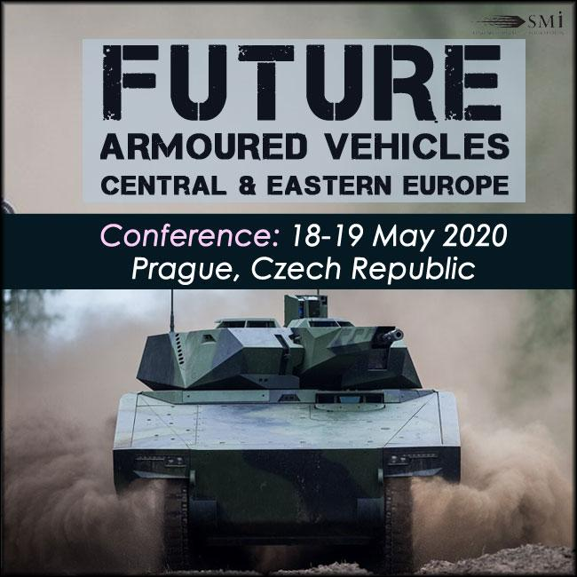 Future Armoured Vehicles CEE Conference 2020 - New Speaker line