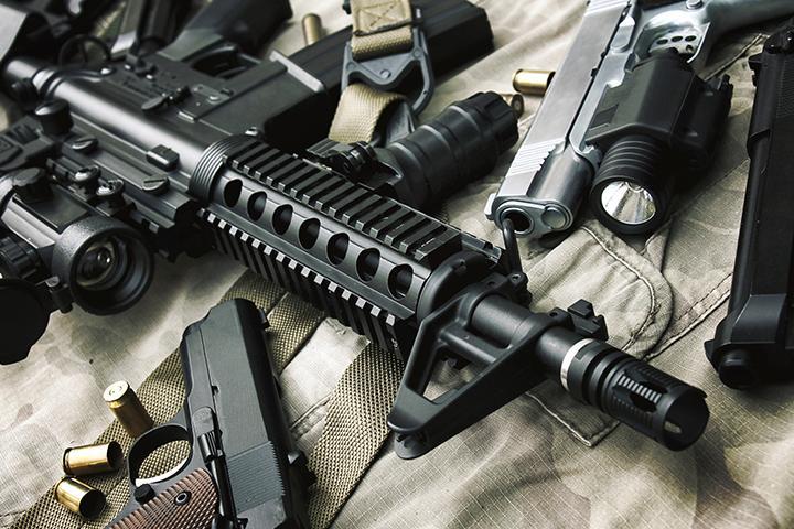 Smart weapons Market
