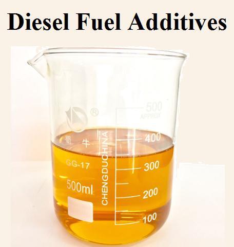 Diesel Fuel Additives Market