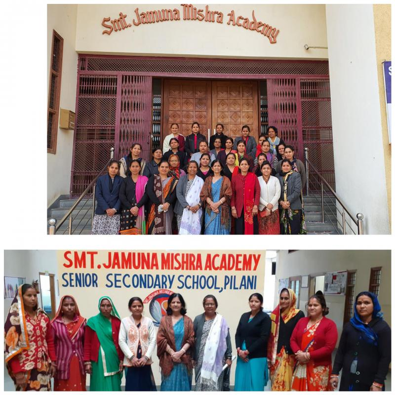 International Women's Day IWD 2020 Celebrations at Lead Pilani School JMA