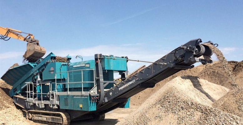 Crushing, Screening, and Mineral Processing Equipment Market