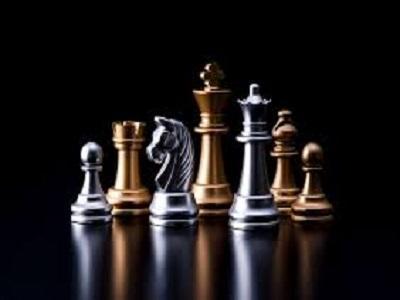 Marché d'échecs
