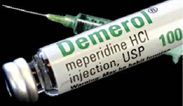 Demerol (Meperidine) Market