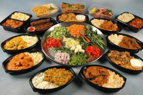 Aliments prêts à manger