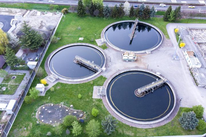 Marché des équipements de traitement de l'eau et des eaux usées