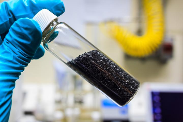 Marché du graphite de carbone: