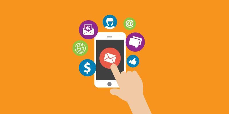 Marché du marketing mobile