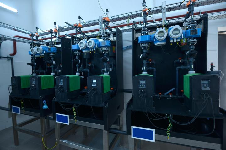 Dosing Pumps Market Competitive Research And Precise Outlook