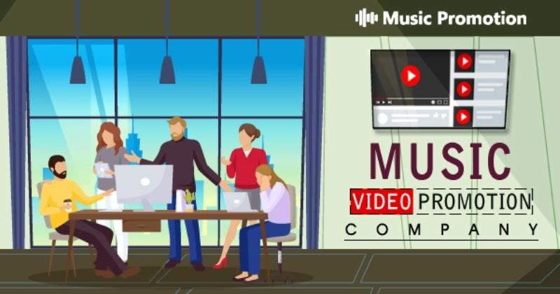 Music video promotion company