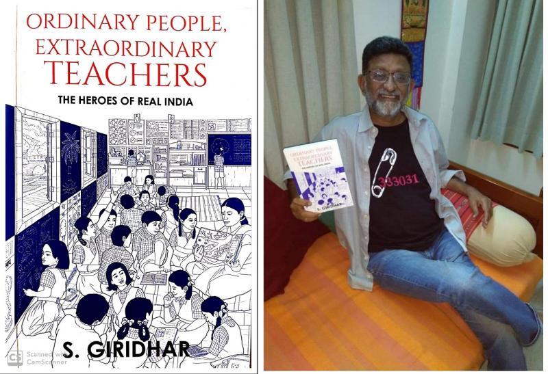 Proud to be BITSian Giridhar Thunders Ordinary People Extraordinary Teachers make The Heroes of Real India