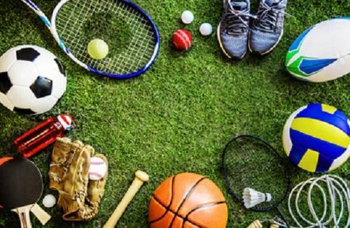 Marché des équipements et accessoires de sport