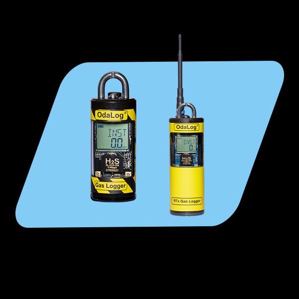 New OdaLog Family of Odor & Gas Data Loggers
