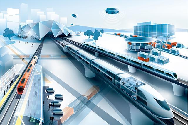 Global Smart Railways Market Strong Growth | Siemens, IBM