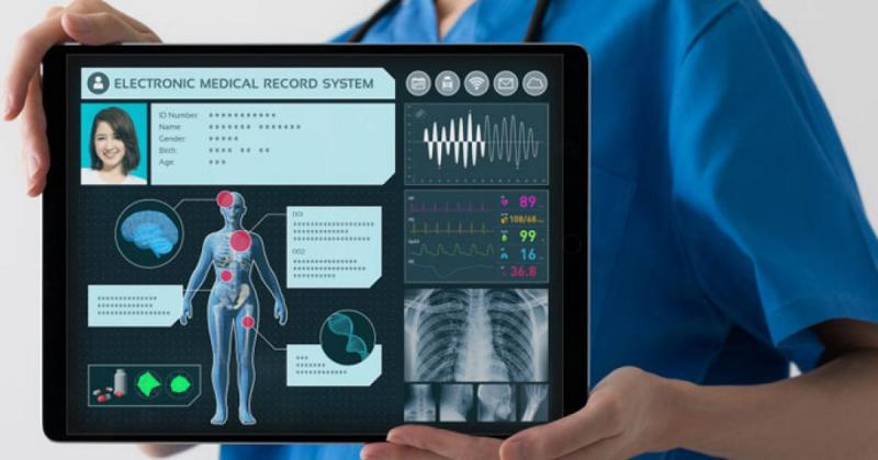 Iot Enabled Healthcare Equipment