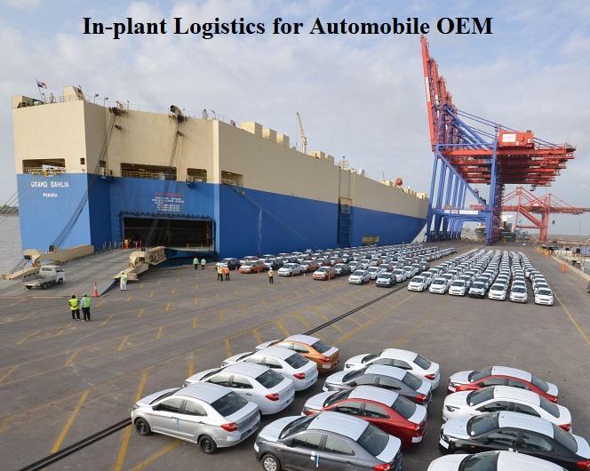 In-Plant Logistics for Automobile OEM Market