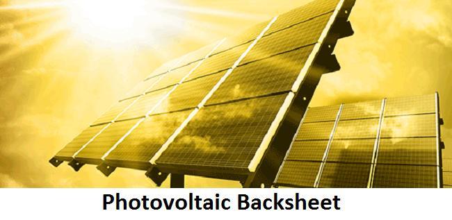 Photovoltaic Backsheet