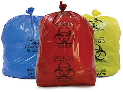 Hazardous Disposal Bags Market