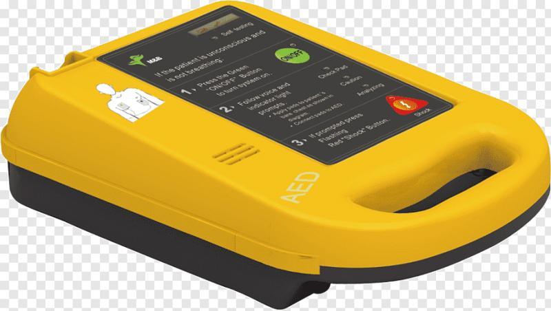 Global ICU Automated External Defibrillators (AEDs) Market