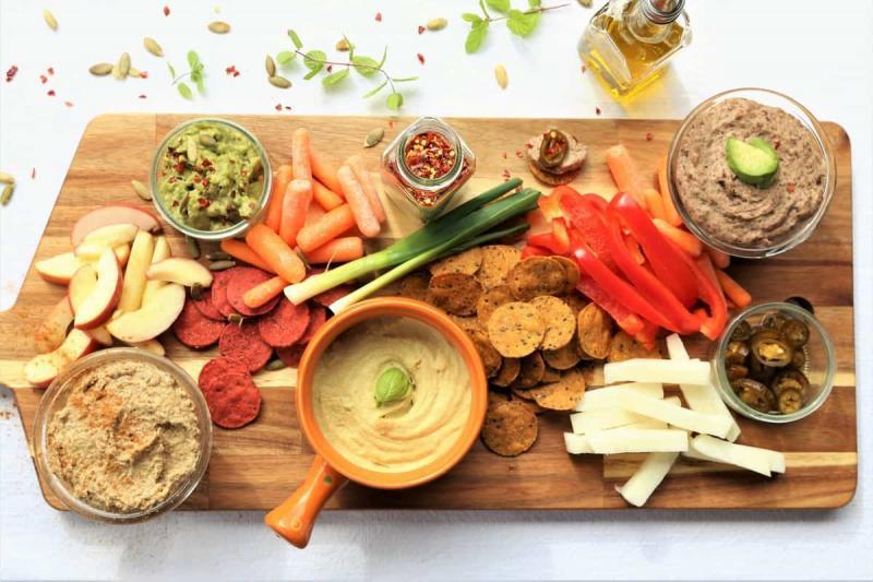 Healthy Snacks ndustry
