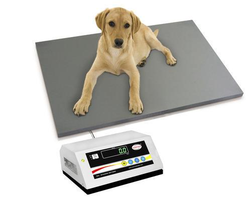 Electronic Veterinary Weighing Scales Market