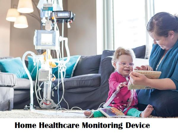 Home Healthcare Monitoring Device