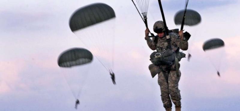 Military Parachute Market