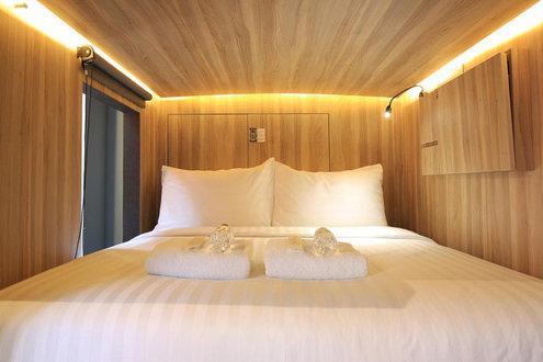Capsule Hotels Industry