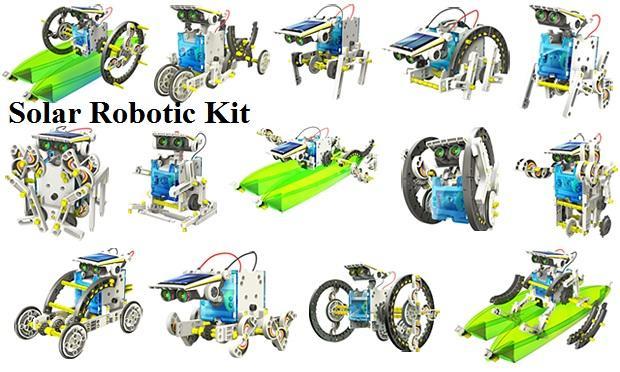 Solar Robotic Kit Market